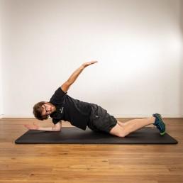 3D Faszientraining Power Planking für eine starke Wirbelsäule