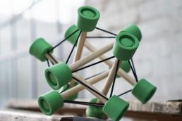 Der TensiBall -Dein neues Trainings-Spielzeug für körperliches und mentales Training
