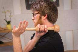 Schulter-Nacken-Verspannungen lösen mit dem Trigger Master One